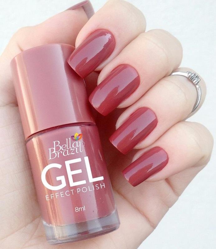 Esmalte Gel Effect Polish - MPB Bella Brazil 8ml