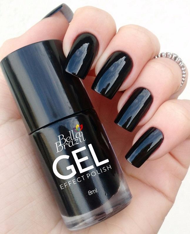 Esmalte Gel Effect Polish - Rock Bella Brazil 8ml