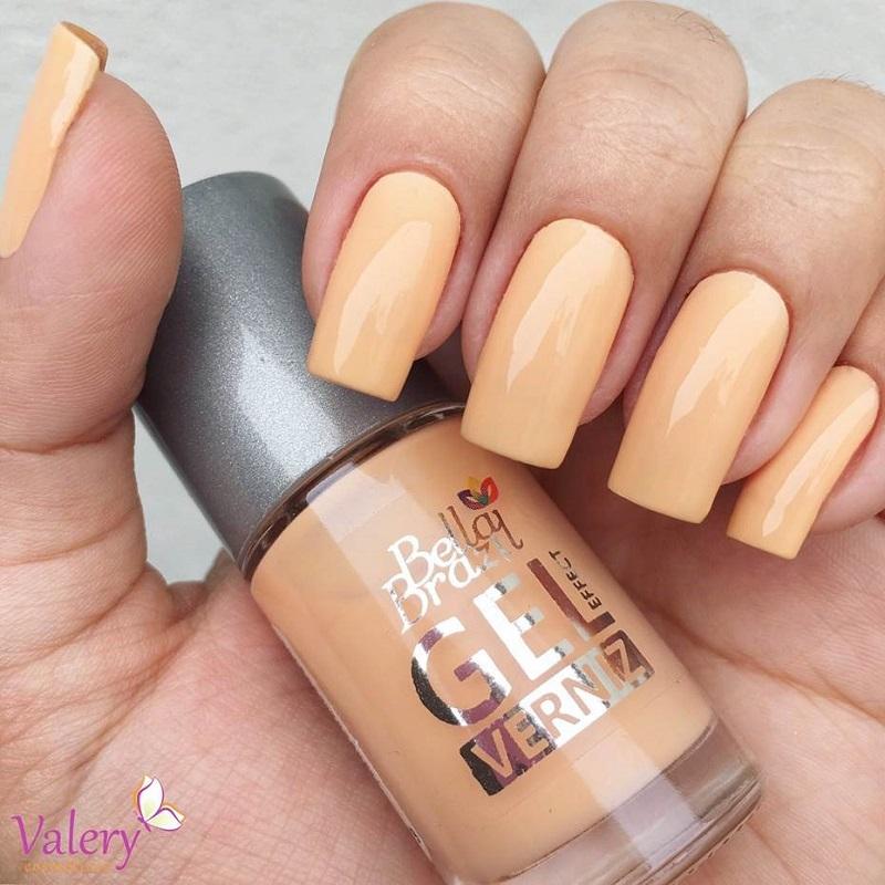 Esmalte Gel Effect Verniz - Gerbera Bella Brazil 8ml