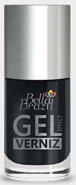 Esmalte Gel Effect Verniz - Petúnia Bella Brazil 8ml