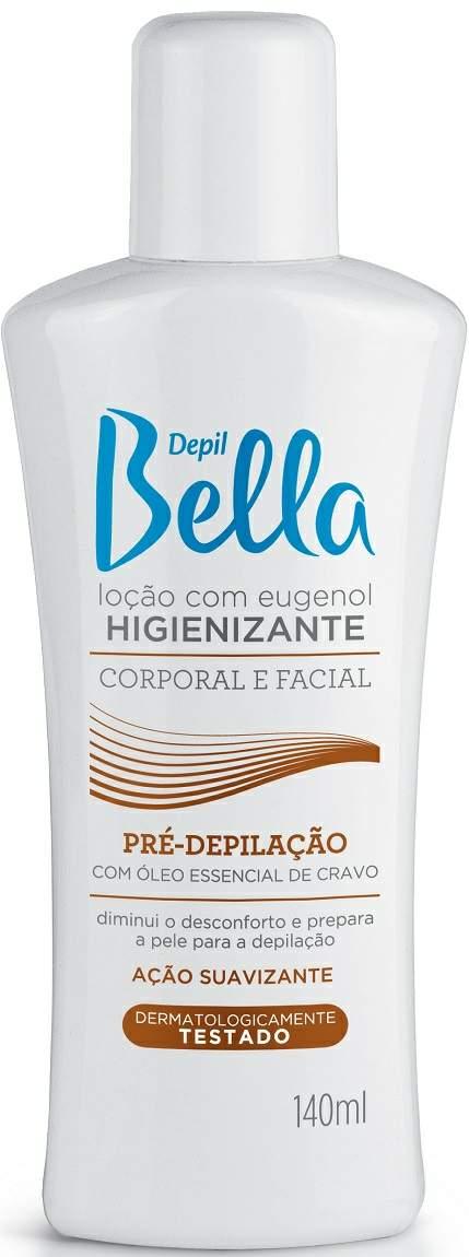 Loção com Eugenol Pré-Depilação 140ml Depil Bella