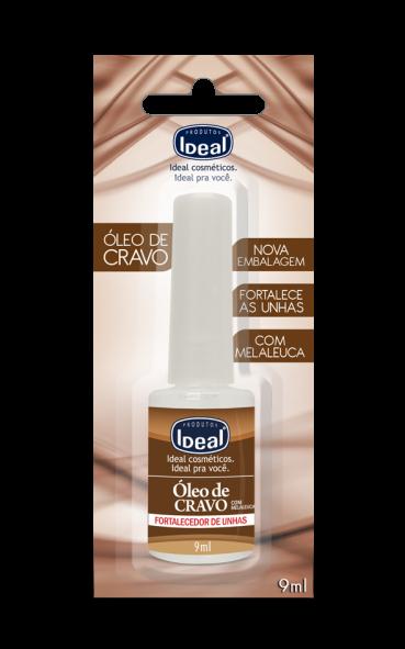 Óleo de Cravo com Melaleuca 9ml - Ideal