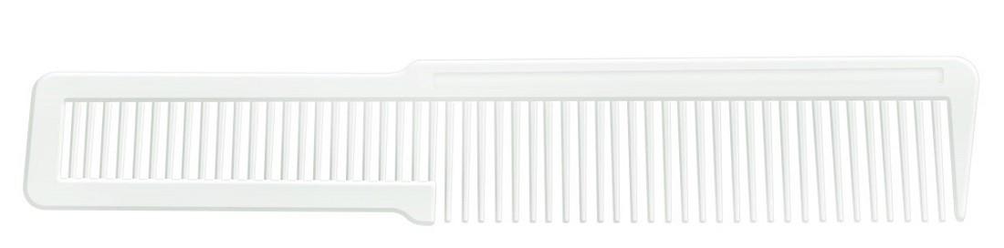 Pente Plástico Corrido Branco - Santa Clara