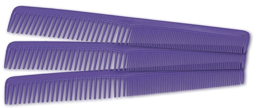 Pente Pl�stico Pequeno Modelo Comare Lil�s Suporta 180� - 01 Ou 12 Unidades