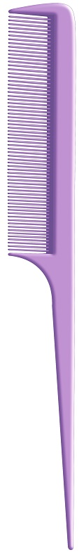 Pente Profissional Stiling Suporta 180° Lilás- Santa Clara