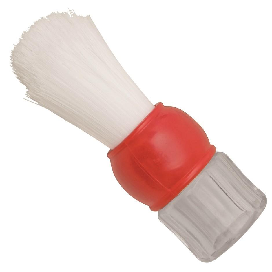 Pincel Para Barba Com Pelo Sintético 01 Unidade - Santa Clara