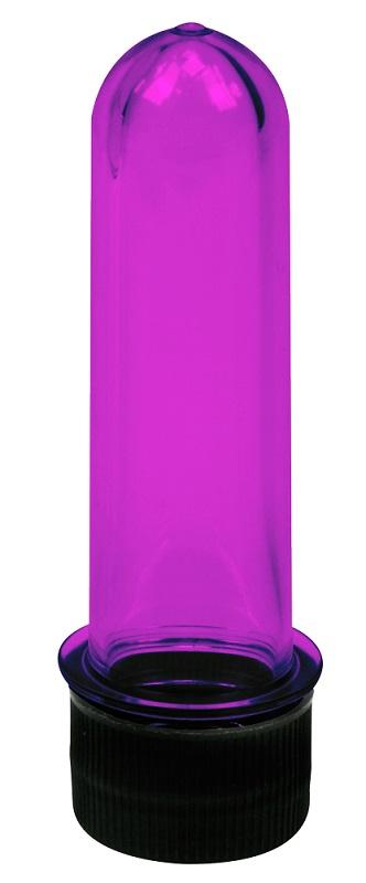 Tubo de Ensaio Rosa Médio 10cm - Santa Clara