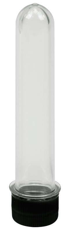 Tubo de Ensaio Transparente Grande 14cm - Santa Clara