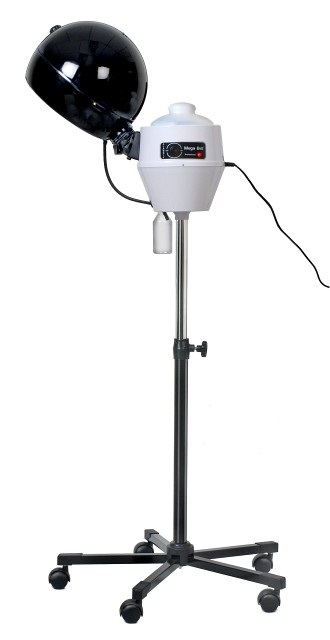 Vaporizador Capilar Profissional Mega Bell - Classic Branco 110v
