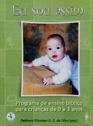 EU SOU ASSIM: PROGRAMA DE ENSINO BÍBLICO  - LOJA VIRTUAL UFMBB
