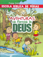 AVENTURAS NA FLORESTA DE DEUS  - LOJA VIRTUAL UFMBB