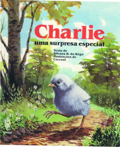 CHARLIE - UMA  SURPRESA ESPECIAL  - LOJA VIRTUAL UFMBB