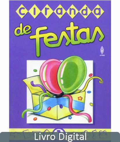 CIRANDA DE FESTAS - LIVRO DIGITAL  - LOJA VIRTUAL UFMBB