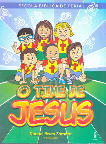 EBF O TIME DE JESUS  - LOJA VIRTUAL UFMBB