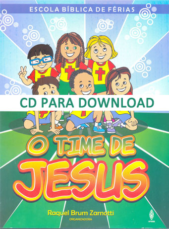 E-CD EBF TIME DE JESUS  - LOJA VIRTUAL UFMBB