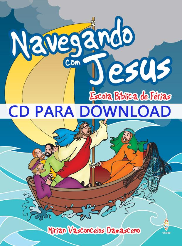 E-CD EBF NAVEGANDO COM JESUS  - LOJA VIRTUAL UFMBB