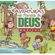 CD AVENTURAS NA FLORESTA DE DEUS