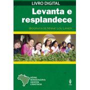 LEVANTA E RESPLANDECE - LIVRO DIGITAL