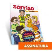 ASSINATURA SORRISO ATIVIDADES ESCOLAR