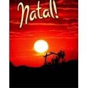 KIT CARTÃO DE NATAL - 100 UNIDADES