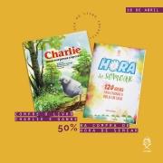 KIT CHARLIE - UMA  SURPRESA ESPECIAL + HORA DE SEMEAR