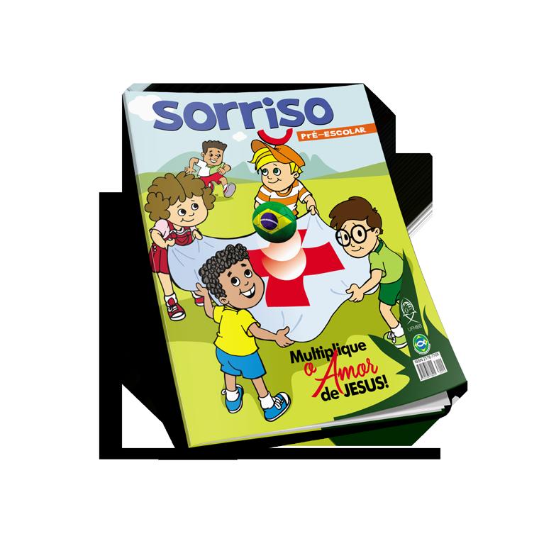 3°TRIMESTRE DE 2019 - SORRISO ATIVIDADES PRÉ-ESCOLAR  - LOJA VIRTUAL UFMBB