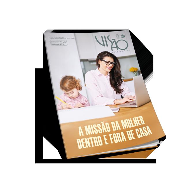 3°TRIMESTRE DE 2021 - VISÃO MISSIONÁRIA  - LOJA VIRTUAL UFMBB
