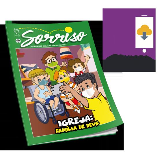 4°TRIMESTRE DE 2021 - SORRISO ATIVIDADES - FORMATO DIGITAL  - LOJA VIRTUAL UFMBB