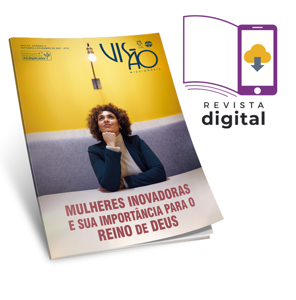 4°TRIMESTRE DE 2021 - VISÃO MISSIONÁRIA - FORMATO DIGITAL  - LOJA VIRTUAL UFMBB