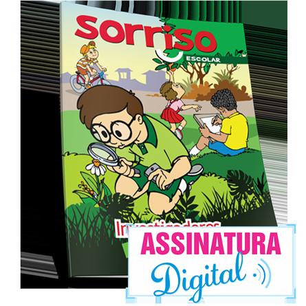 ASSINATURA DIGITAL -  SORRISO ATIVIDADES ESCOLAR  - LOJA VIRTUAL UFMBB