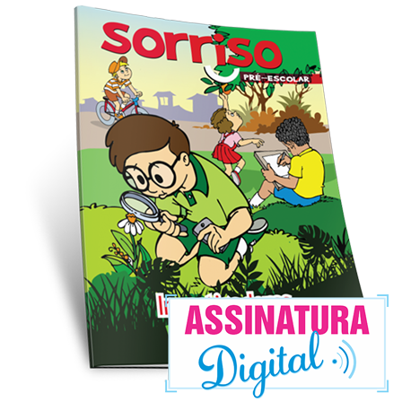 ASSINATURA DIGITAL - SORRISO ATIVIDADES PRÉ-ESCOLAR  - LOJA VIRTUAL UFMBB