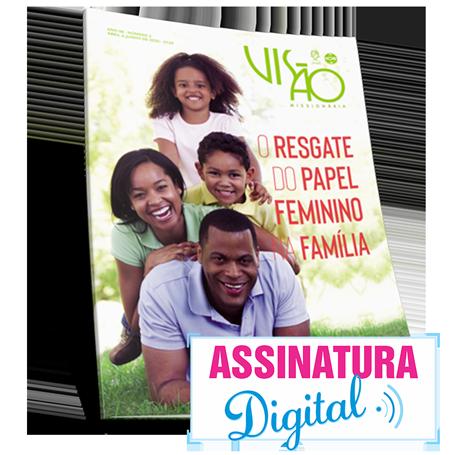 ASSINATURA DIGITAL - VISÃO MISSIONÁRIA  - LOJA VIRTUAL UFMBB