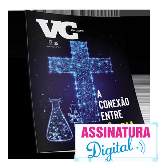 ASSINATURA DIGITAL -  VOCÊ ADOLESCENTE  - LOJA VIRTUAL UFMBB