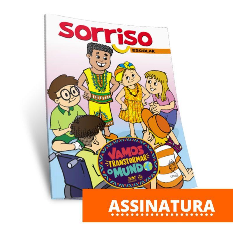 ASSINATURA SORRISO ATIVIDADES  - LOJA VIRTUAL UFMBB