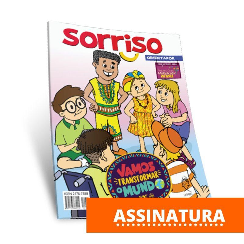 ASSINATURA SORRISO ORIENTADOR  - LOJA VIRTUAL UFMBB