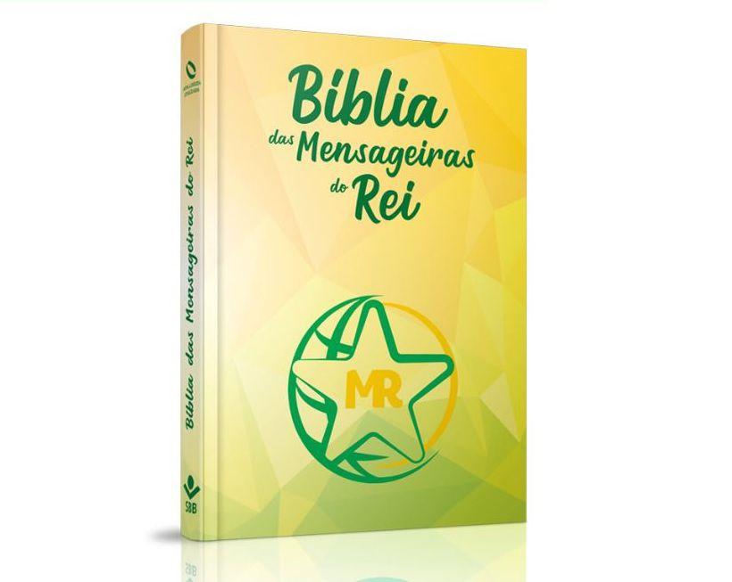 BÍBLIA DAS MENSAGEIRAS DO REI  - LOJA VIRTUAL UFMBB