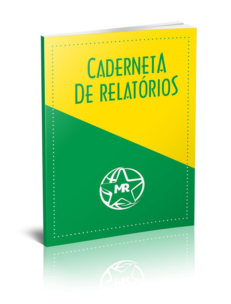 CADERNETA DE RELATÓRIOS MR  - LOJA VIRTUAL UFMBB