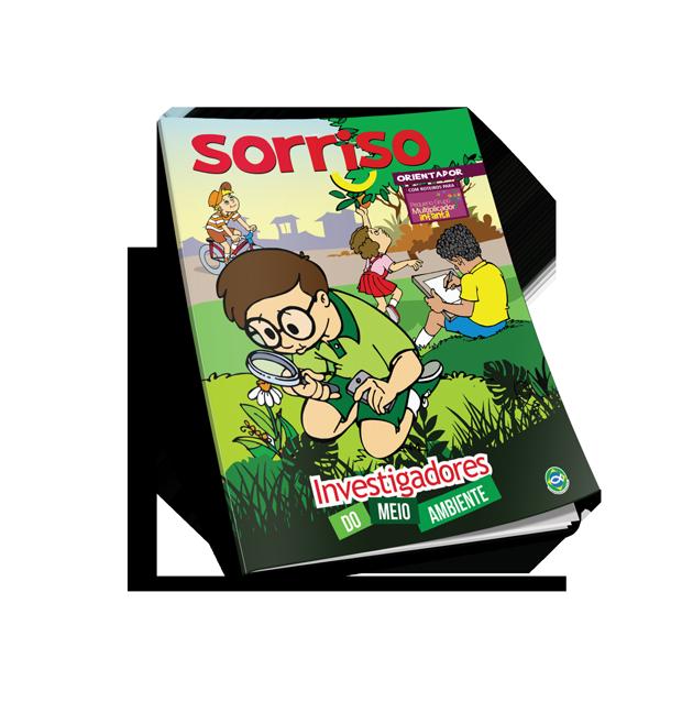 COMBO AMIGO - SORRISO KIT 1  - LOJA VIRTUAL UFMBB