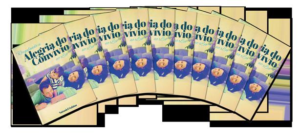 KIT 10 UNIDADES - RESGATANDO A ALEGRIA DO CONVÍVIO DO LAR  - LOJA VIRTUAL UFMBB
