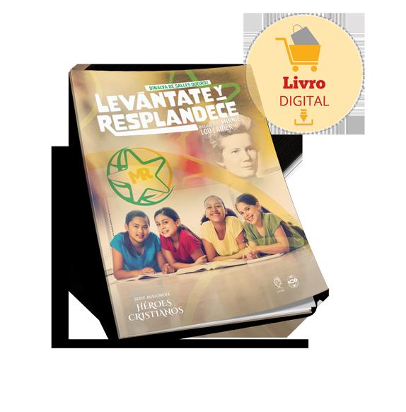 LEVANTA E RESPLANDECE - LIVRO DIGITAL  - LOJA VIRTUAL UFMBB
