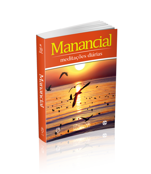 MANANCIAL LETRA GRANDE Vol. 19  2022  - LOJA VIRTUAL UFMBB