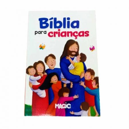 BIBLIA PARA CRIANÇAS - MAGIC