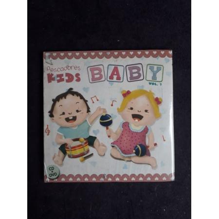 CD - Baby Vol.01 - Pescadores Kids - Tatiane Jardim