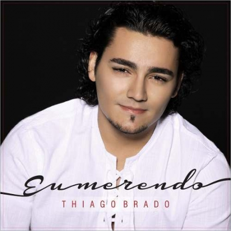 CD - Eu me Rendo - Thiago Brado