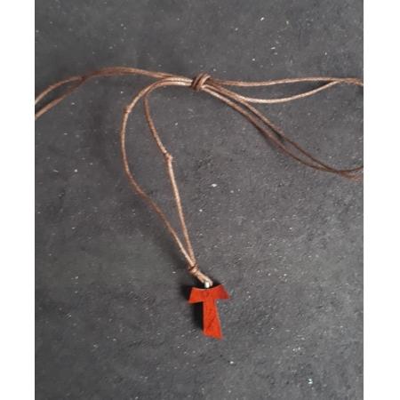 CR28 - Tau Madeira 16mm Cordão Encerado