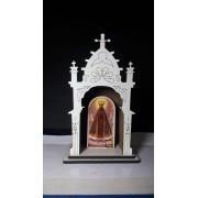 CT20 - Oratorio Castelo N. Sra. Aparecida 11cmX6cmX4cm