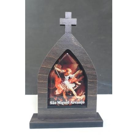 CT24 - Capela Madeira 11cm Personalizado