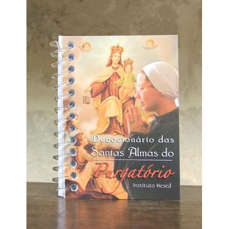 Devocionario das Santas Almas do Purgatorio - Instituto Hesed