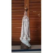 IB67 - Nossa Senhora Fatima 50cm Resina