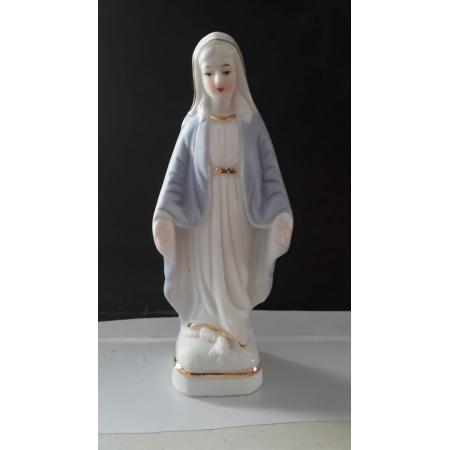 ID1023 - Nossa Senhora das Graças 16cm Porcelana